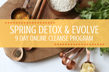 Spring Detox - You Pick Your Dates!